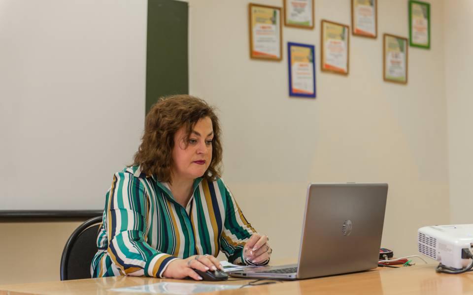 Онлайн-семинар Александровой Елены Викторовны