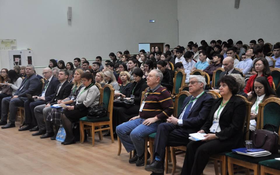 организаторы иучастники конференции